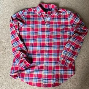 Polo button down! Perfect condition!